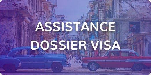 Assistance Dossier Visa France Espagne italie USA Algerie